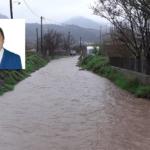 Κακοκαιρία: Το μήνυμα του Δημάρχου κ. Γ. Τσαπουρνιώτη προς τους πολίτες της περιοχής