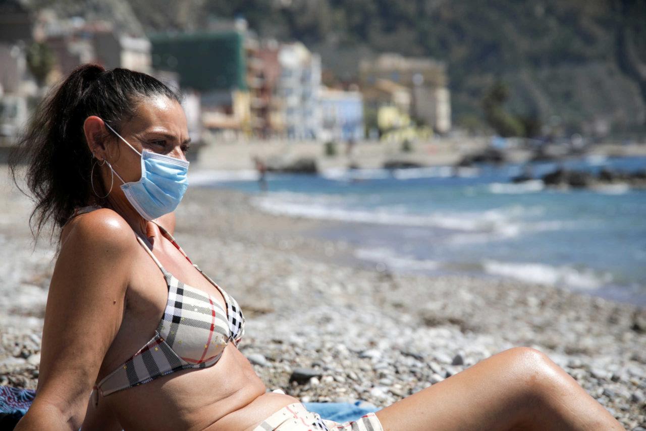 Outbreak of the coronavirus disease (COVID-19) in Taormina